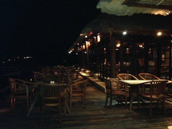 Mimpi Resort Menjangan: restaurant