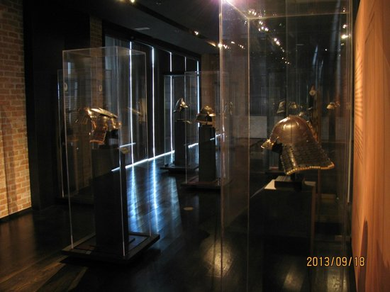 The Ann and Gabriel Barbier-Mueller Museum : The Samurai Collection