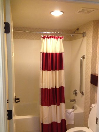 Residence Inn Pensacola Downtown: Bathroom