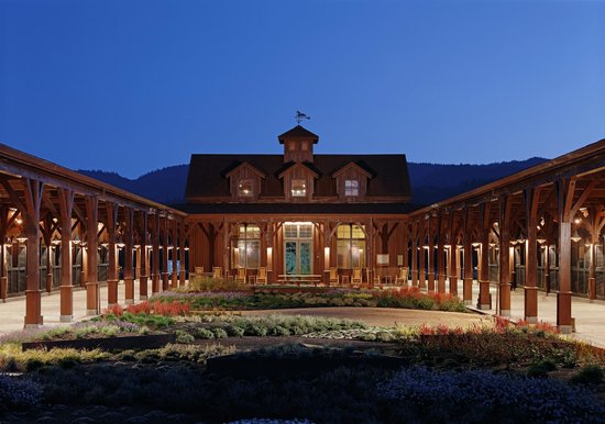 Tamber Bey Vineyards at The Sundance Ranch