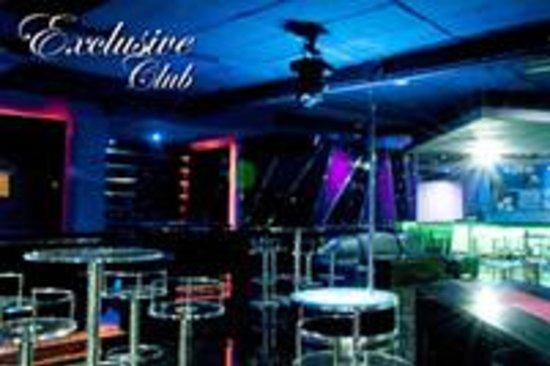 Grand Delta Hotel: Executive Club