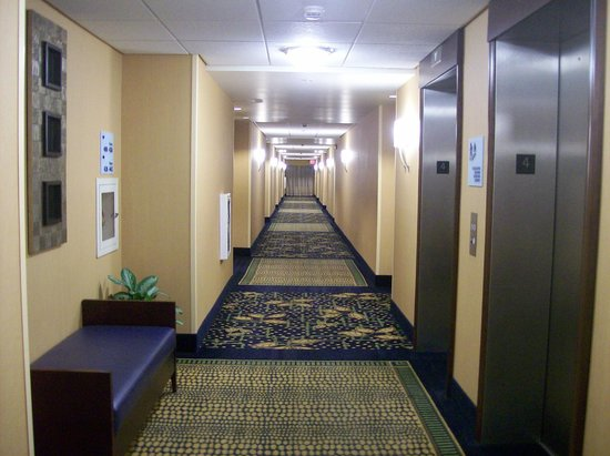 Holiday Inn Express Hotel & Suites Wilmington-Newark: Elevator Bank