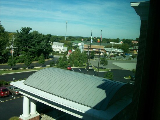 Holiday Inn Express Hotel & Suites Wilmington-Newark : View from Room 412