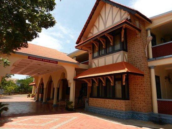 TTDC Hotel Tamilnadu Kodaikanal: Heritage Hotel with TTDC