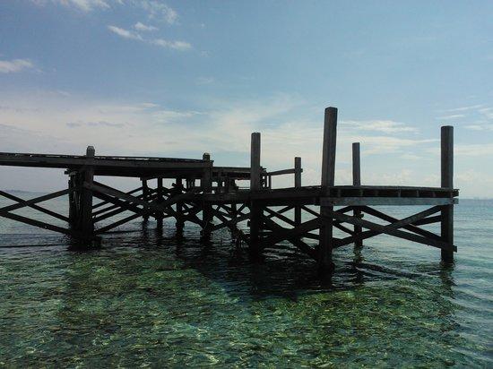 Kodingareng Keke Island: Dermaga Kodingareng Keke