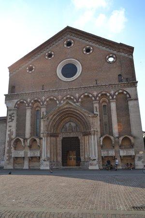 Chiesa di San Lorenzo: Facade