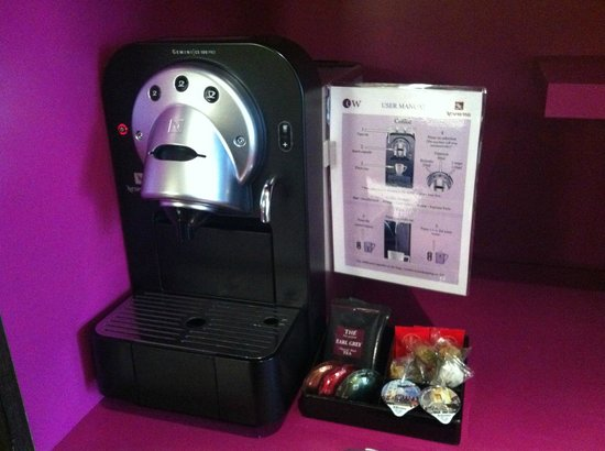 Eastwest Hotel: Coffee