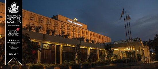 Pearl Continental Hotel Rawalpindi : Pearl Continental Hotel, Rawalpindi,Winner of the Best Airport Hotel in Pakistan 2013-2014