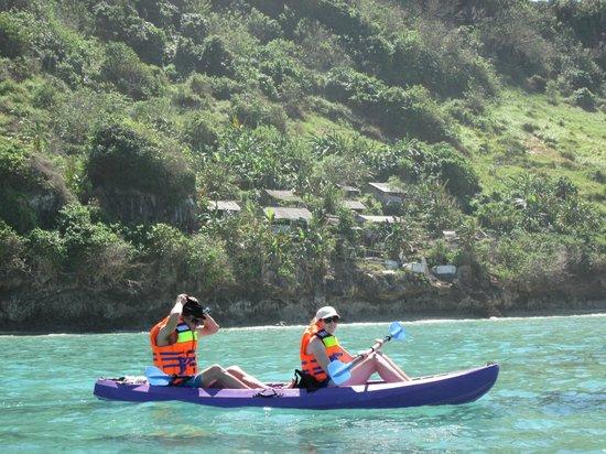 Bali Sea Kayak