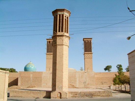 Nain, Iran: Mosalla complex, Na'in, Iran