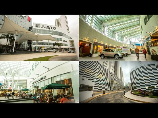 Suites Malecon Cancun : Centro Comercial