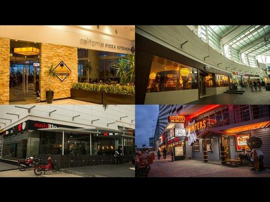 Suites Malecon Cancun: Centro Comercial