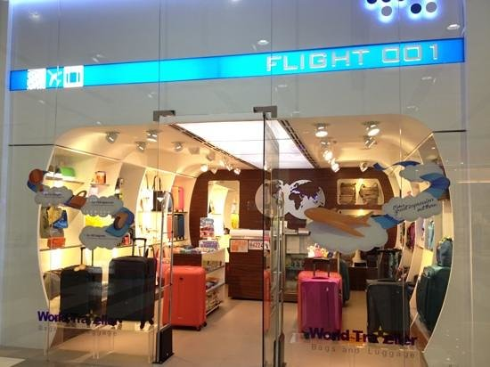 The First Flight001 Store in the Philippines @ SM Lanang Premier