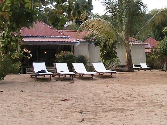 Sakatia Lodge: yet another chill out area