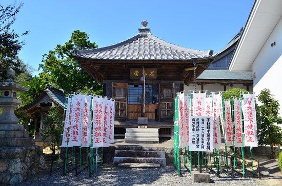 Ogaji Temple: 応賀寺不動堂