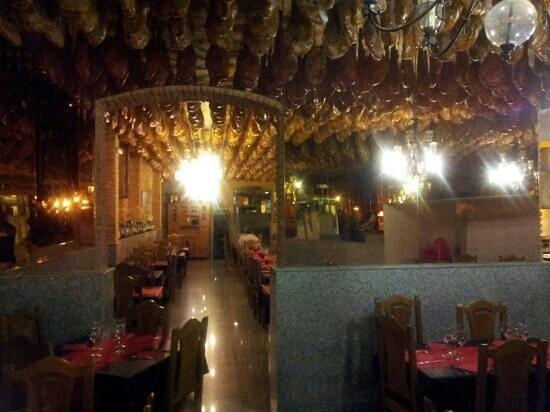 Restaurante Plaza Mayor: L'entrata al locale