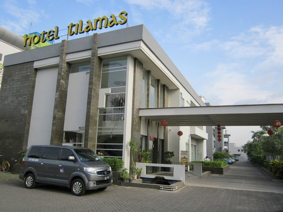 Hotel Tilamas : The Hotel suitable for any occasion, wedding and birthday are opened for the party.