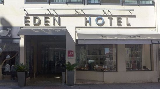 Eden Hotel & Spa: Septembre 2013