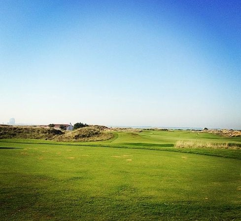 Yas Links Abu Dhabi: Course