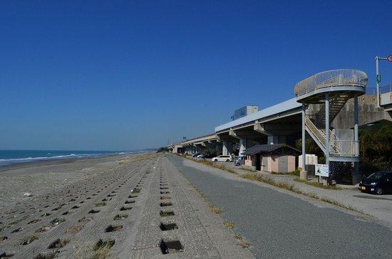 Okurato Beach