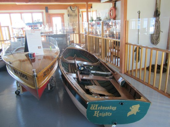 Cowichan Wooden Boat Society : Boating history