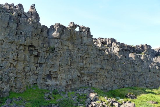 Thingvellir National Park: il Canyon