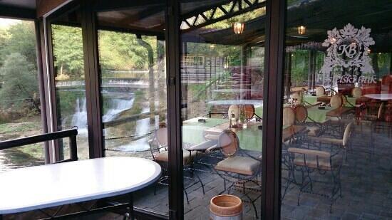 Hotel Kostelski Buk : bar