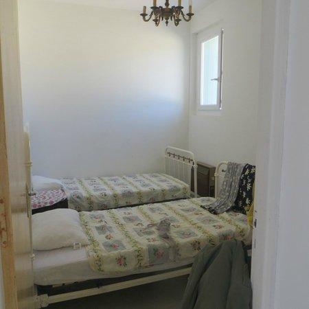 Mas des Baux : bedroom
