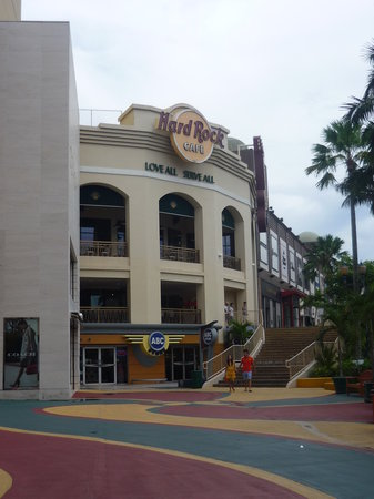 Hard Rock Cafe, Guam