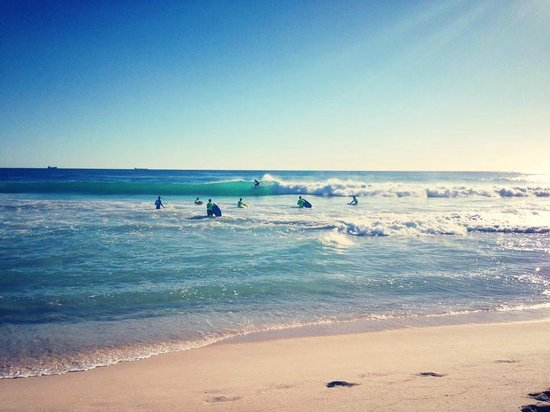 Surfing Lessons at Scarborough Beach Perth AWESOME!!!