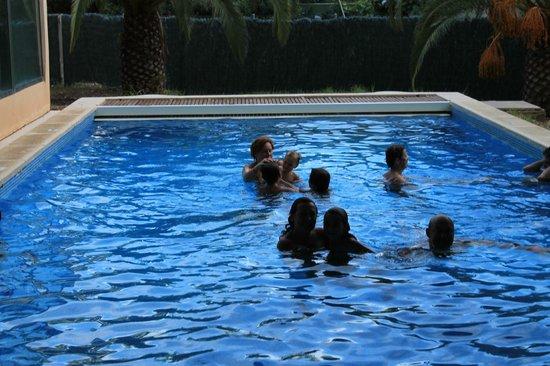 RV Hotel Ametlla Mar : piscina spa