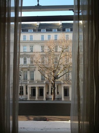 The Kensington: Room with a view