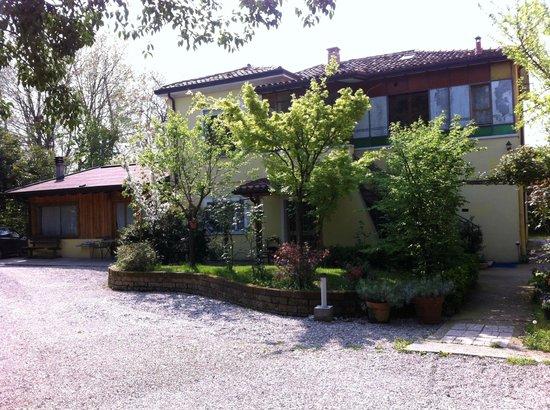 Marghera, İtalya: Amo viaggiare e ospitare i viaggiatori