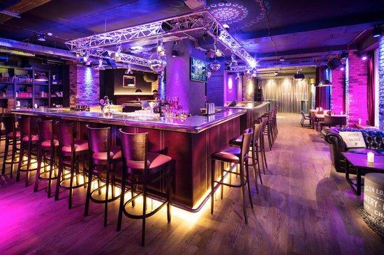 pentahotel Prague : penta Lounge