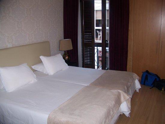 Hotel Lis Batalha Mestre Afonso Domingues: camera tripla