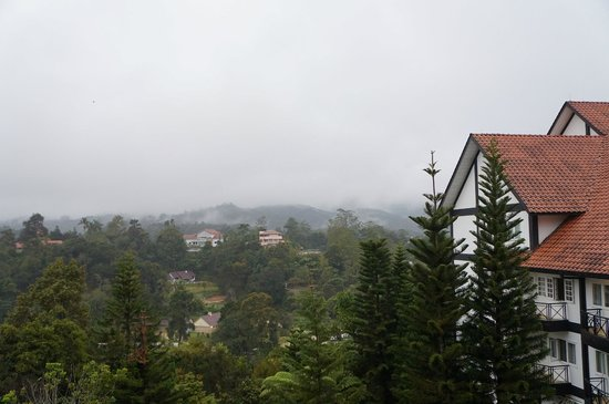 Heritage Hotel Cameron Highlands: View from room