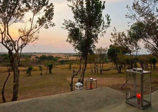 Entim Camp: Deck View