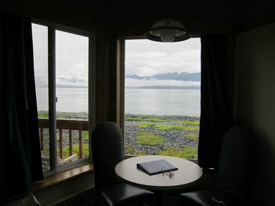 Land's End Resort : View from the room