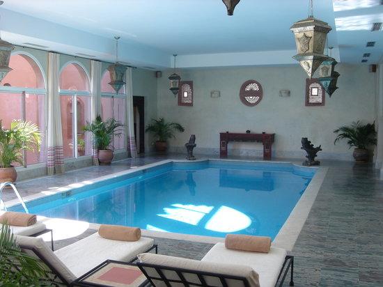 Kasbah Tamadot : Swimming pool II