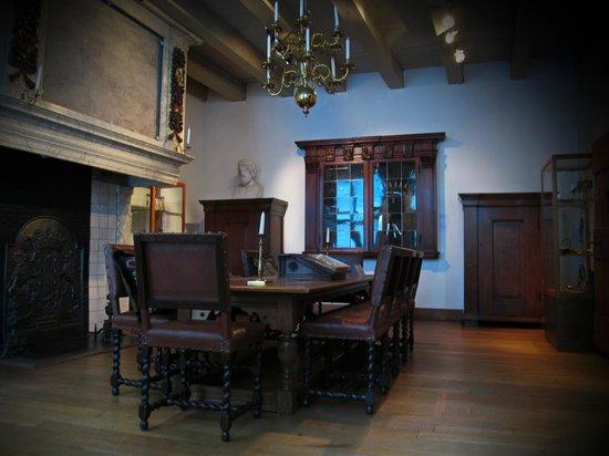 Museum Gouda: Surgeons Guildroom
