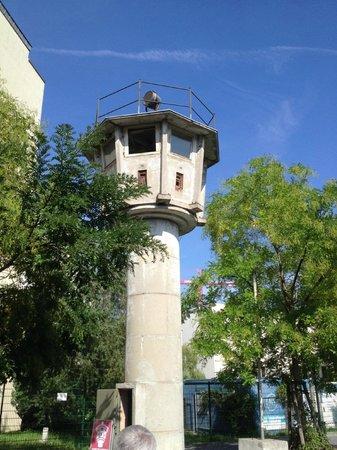 Insider Tour: GDR Watchtower Berlin