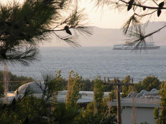 Kipriotis Panorama Hotel & Suites: deco