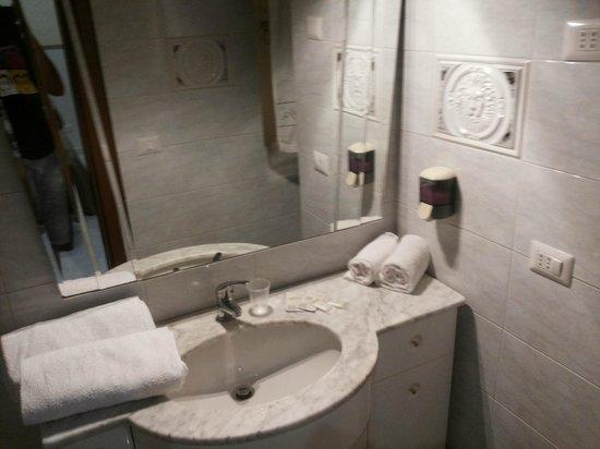 Hotel Galli: bagno