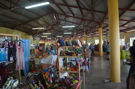 Mercadillo del Agricultor de Puntagorda : Markt
