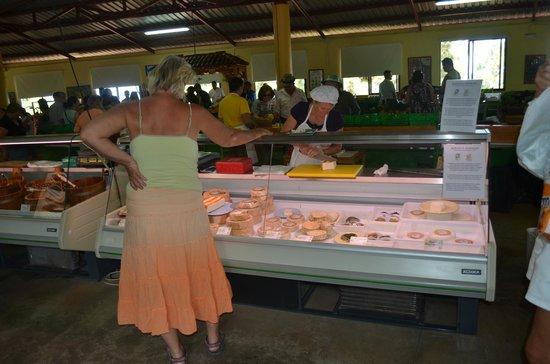 Mercadillo del Agricultor de Puntagorda: Markt