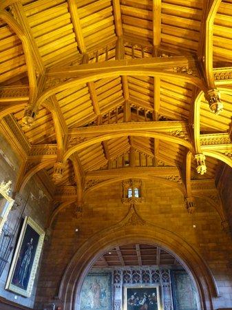 Bamburgh Castle: More state room