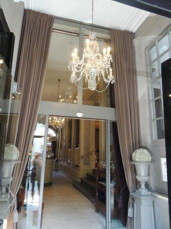 Pand Hotel Small Luxury Hotel: entrée de l'hôtel