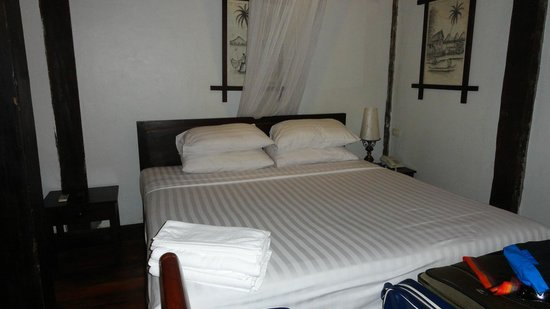 Le Bel Air Boutique Resort: Bed