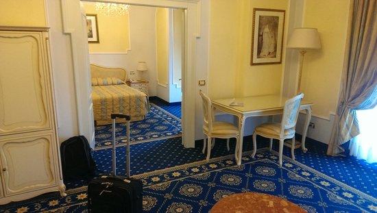 Grand Hotel Trieste & Victoria : Room