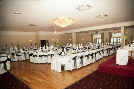 Springhill Court Conference, Leisure & Spa Hotel : wedding